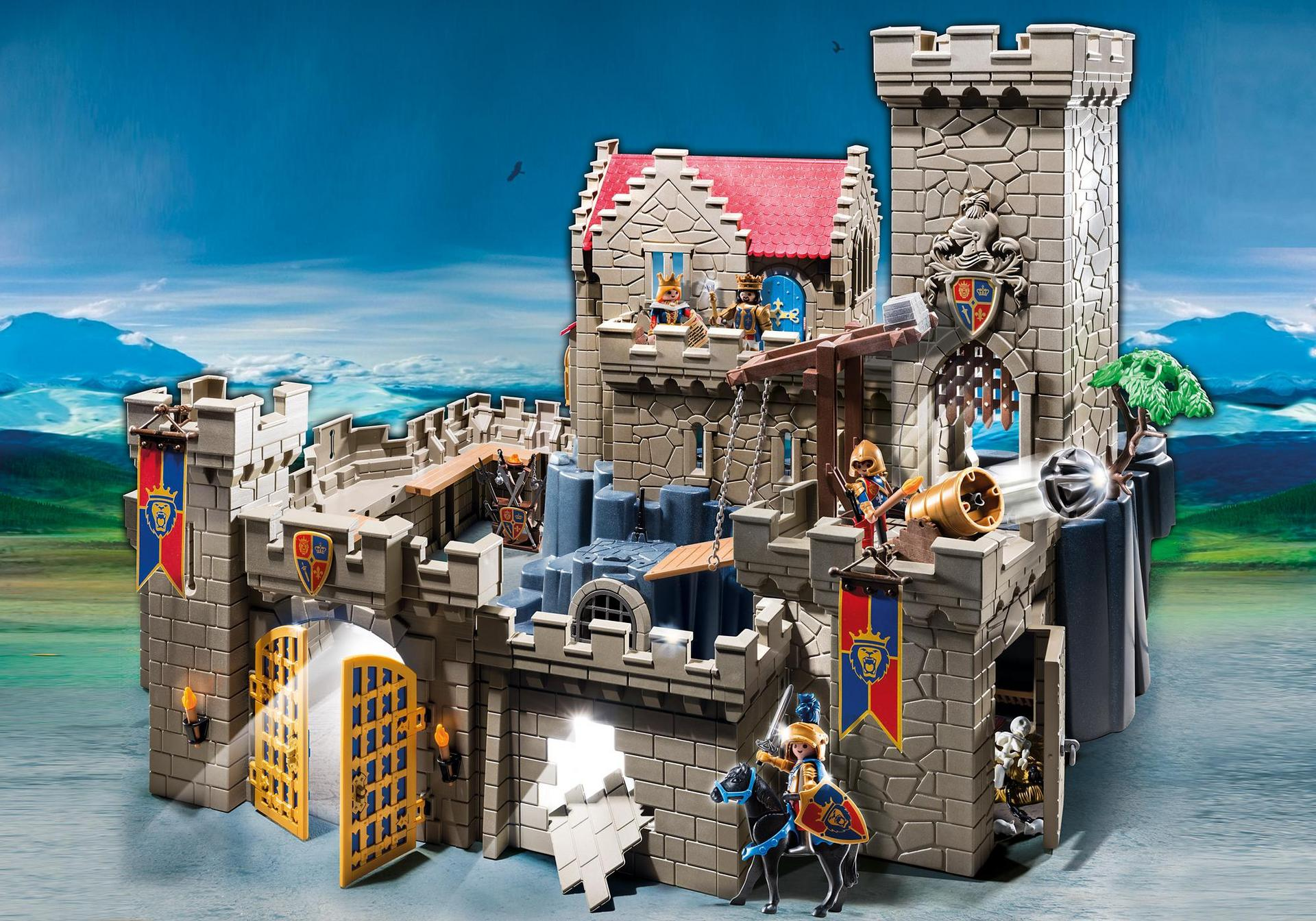 Playmobil The Royal Lion Knight S Castle 6000 Playmobil Castle Toys