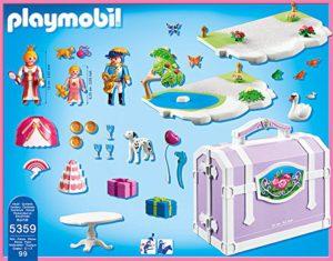 Take Along Princess Birthday Play Set Playmobil 5359