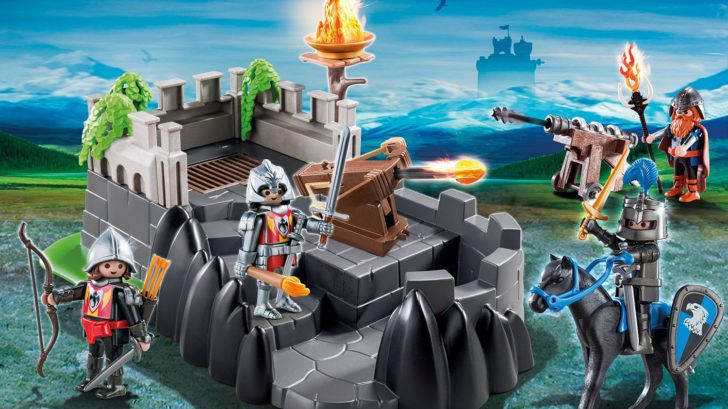 Dragon Knights' Fort 6627 Playmobil
