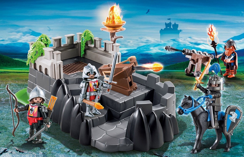 Dragon Knights' Fort 6627 Playmobil