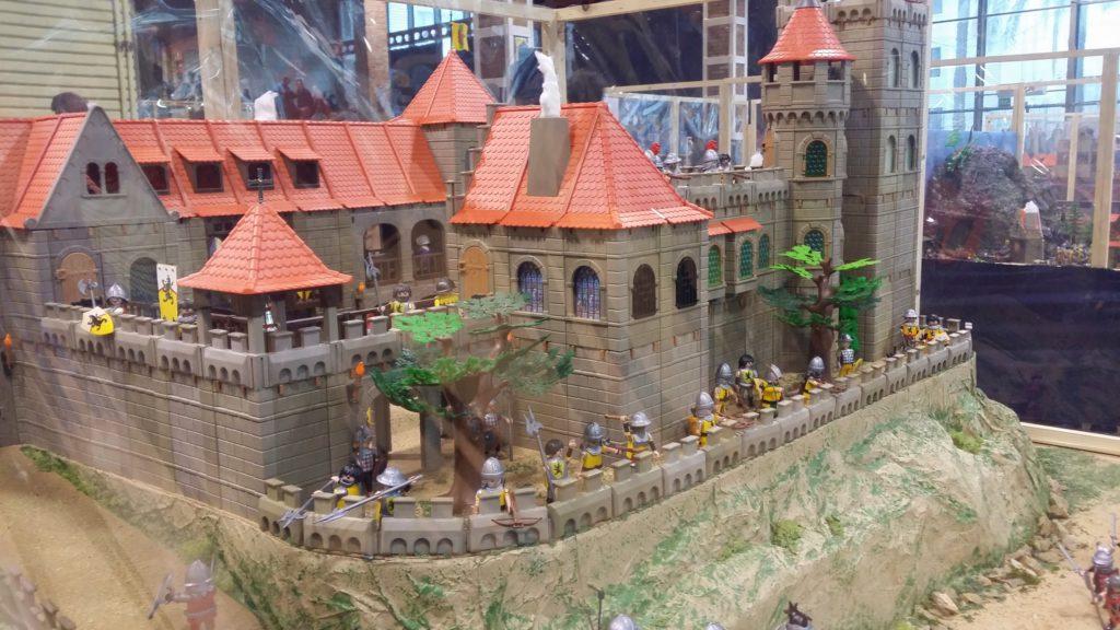 Playmobil dioramas