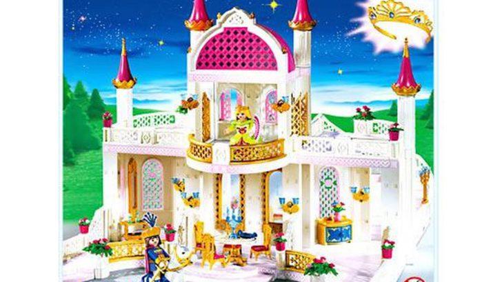 Château de princesse 4250 Playmobil