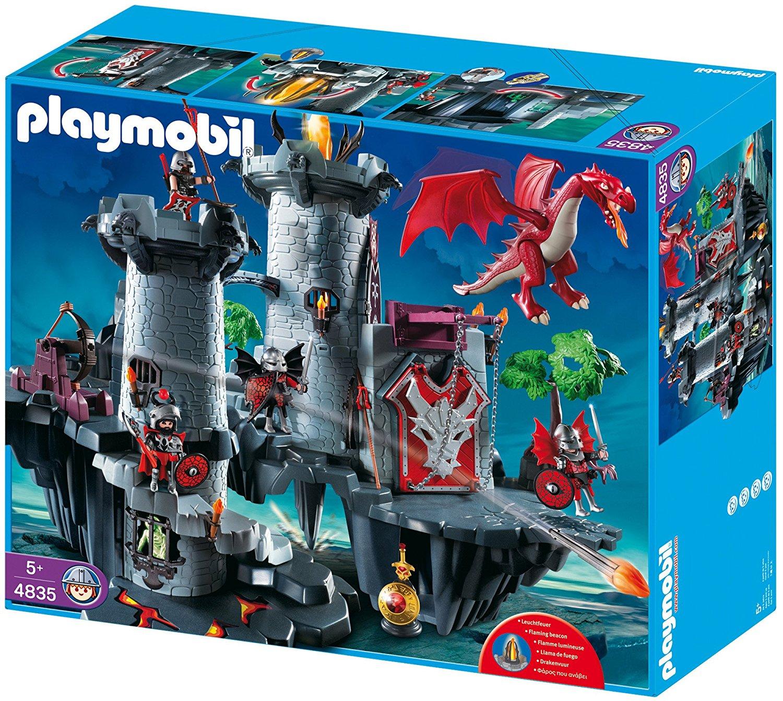 Playmobil Dragon Knight Castle 4835
