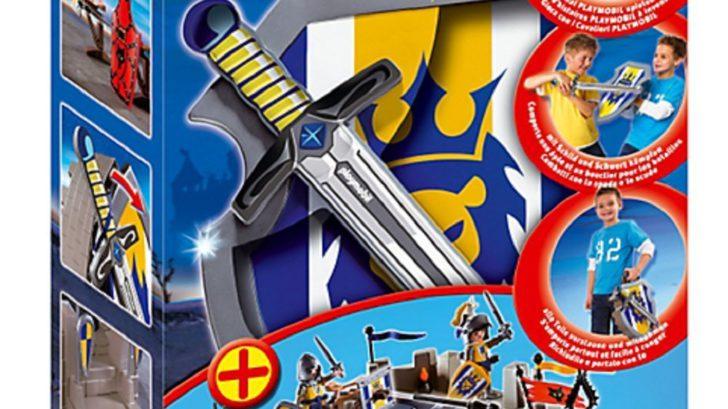 Playmobil Knights Take Along 4217