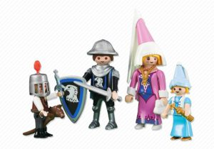 history of Playmobil