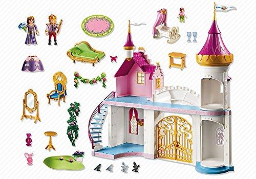 Manoir royal Playmobil Princess 6849