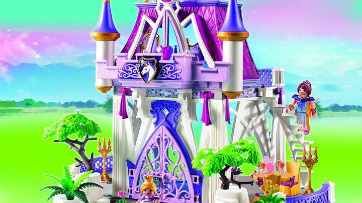 The unicorn jewel castle Playmobil 5474