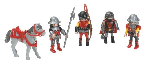 Characters Playmobil Knights of the Dragon 3269