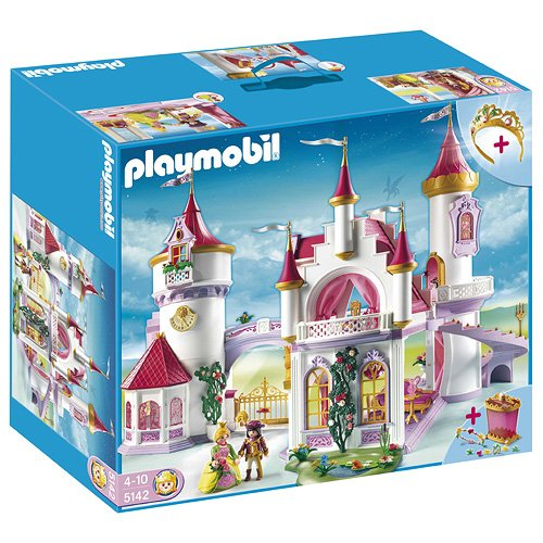 princess fantasy magic castle Playmobil 5142