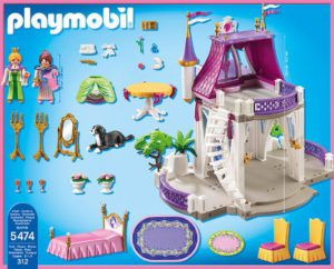unicorn jewel castle 5474 Playmobil Princess