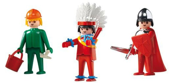 First playmobil