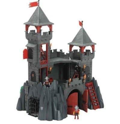Forteresse du Dragon Rouge 3269 Playmobil