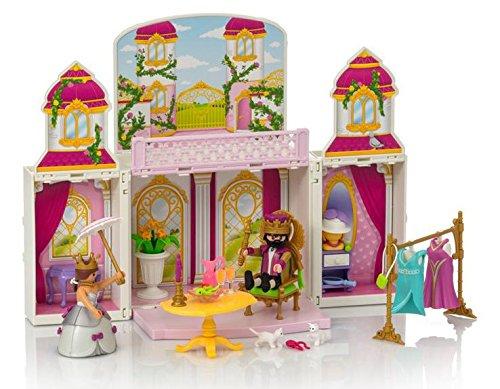 Coffre cour royale Playmobil Princess 4898