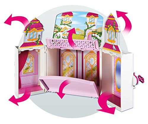 My Secret Royal Palace Play Box Building Set Playmobil 4898